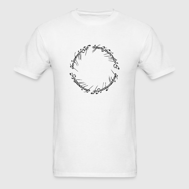 Lord of the Rings - Men's T-Shirt