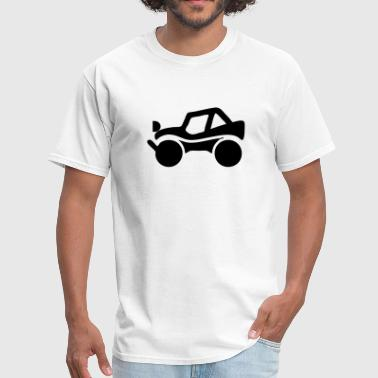 Beach Bugger Car Vehicle - Men's T-Shirt