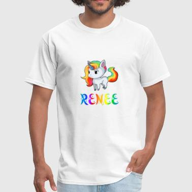 Yolanda Renee Renee Unicorn - Men's T-Shirt