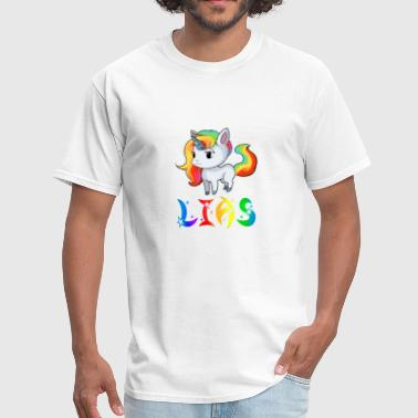 Lias Unicorn - Men's T-Shirt