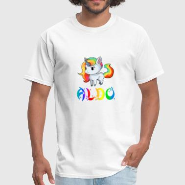 Aldo Unicorn - Men's T-Shirt
