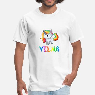 Vilma Vilma Unicorn - Men's T-Shirt