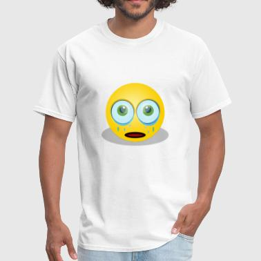 Graphic sweety smily gift idea gift present - Men's T-Shirt