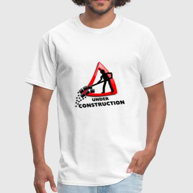 Under construction 1 - Men's T-Shirt