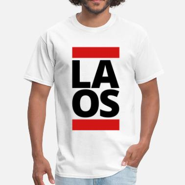 Sex Laos LA_OS - Men's T-Shirt