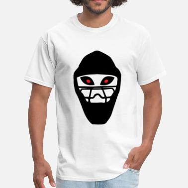 Behind Mask Red eyed catcher - Men's T-Shirt