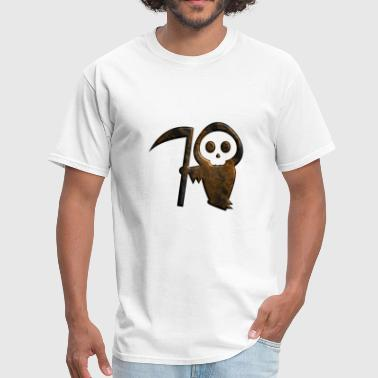 Creepy Spooky Halloween Death Spooky Creepy - Men's T-Shirt