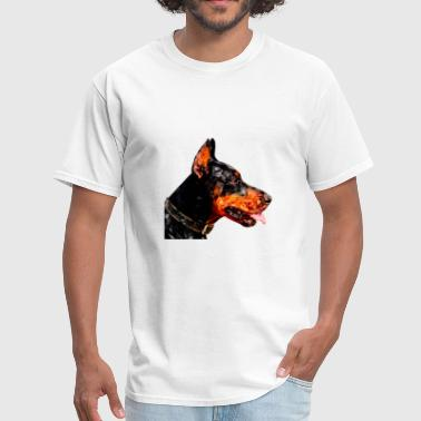 dog pet animal - Men's T-Shirt