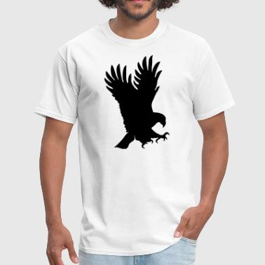 American Eagle Hawk Falcon 1c - Men's T-Shirt