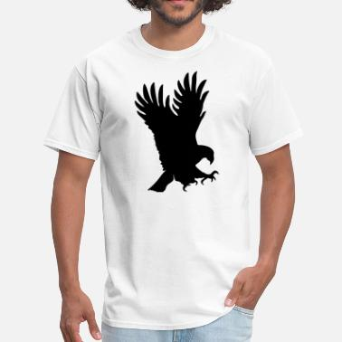 Hawk Falcon American Eagle Hawk Falcon 1c - Men's T-Shirt