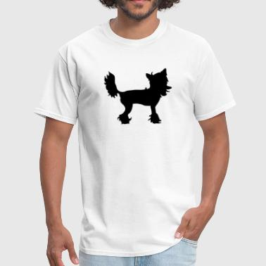 Chinese Crested - Men's T-Shirt