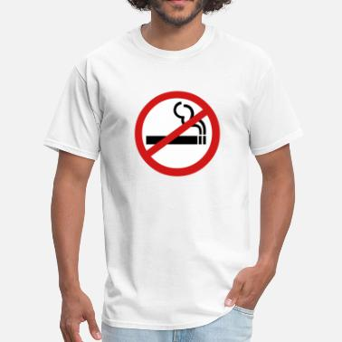 Cigarette Smoking Ban Smoking Ban - Men's T-Shirt