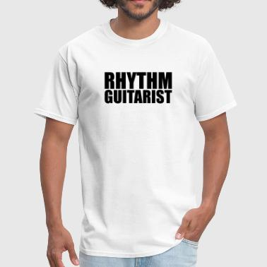 Rhythm Band T-shirt - Rhythm Guitarist - Men's T-Shirt
