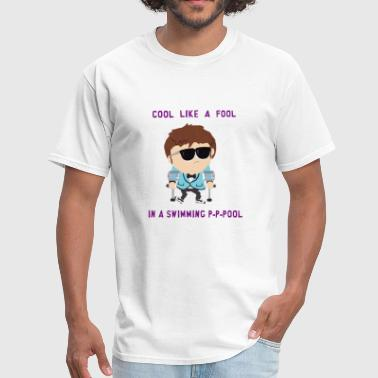 South Park Butters cool like a fool - Men's T-Shirt