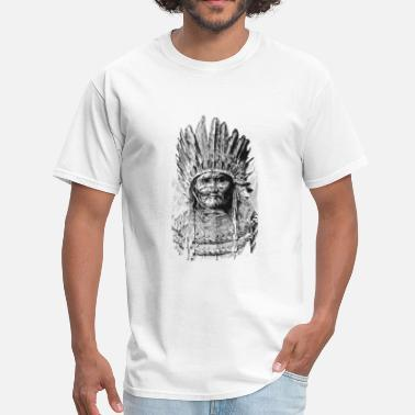 Geronimo Geronimo - Men's T-Shirt