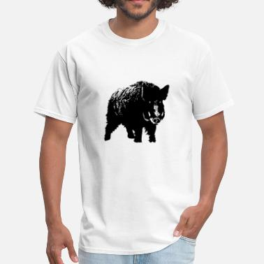Wild Boar Wild Boar - Men's T-Shirt