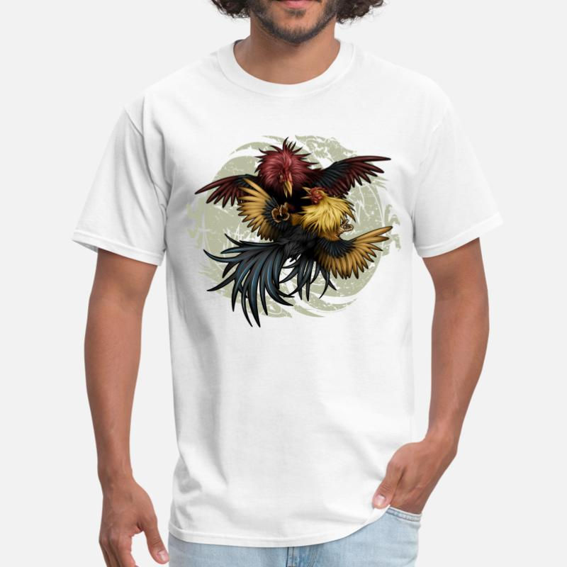 Shop Rooster T-Shirts online | Spreadshirt