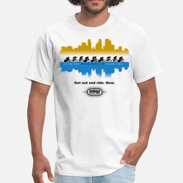 Minneapolis paceline t-shirt - Men's T-Shirt