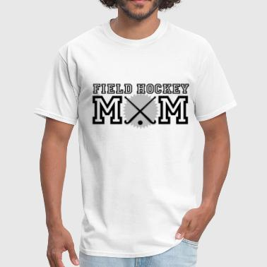 Field Hockey Mom - Men's T-Shirt