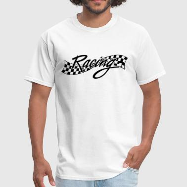 racing - Men's T-Shirt