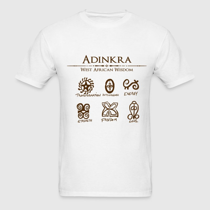 andinkra west africa - Men's T-Shirt