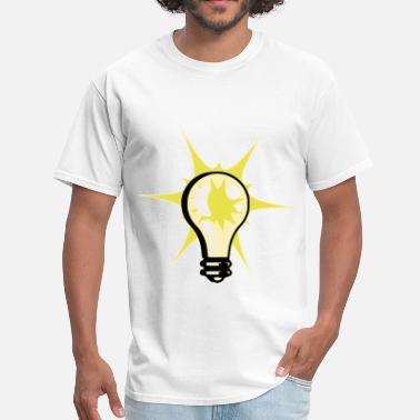 Bulb Light Bulb - Men's T-Shirt