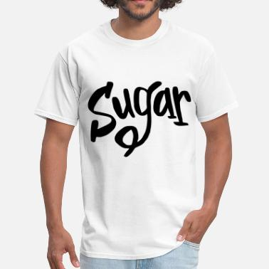 No Sugar Sugar - Men's T-Shirt