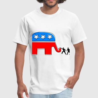 Republican - Men's T-Shirt