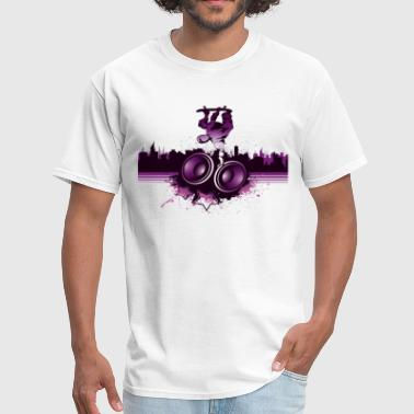 Music Freestyle - Men's T-Shirt