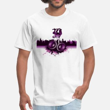 Freestyle Music Freestyle - Men's T-Shirt