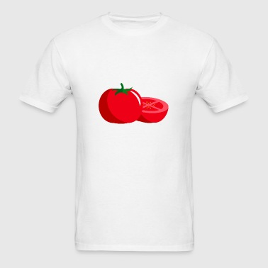 Tomato Vegetable Design - Men's T-Shirt