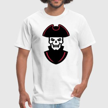Captain Pirate Skull - Men's T-Shirt