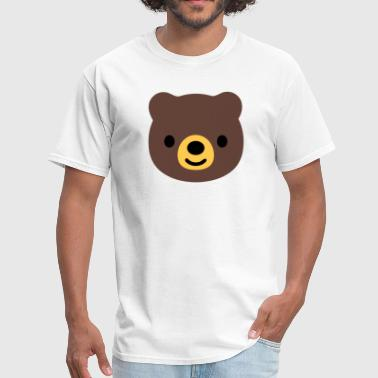 Brown Bear  - Men's T-Shirt