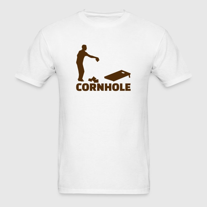 Cornhole - Men's T-Shirt