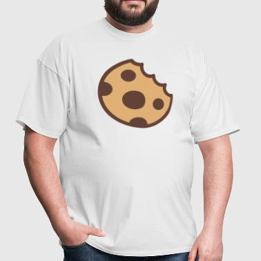 Chocolate Chip Cookie - Men's T-Shirt