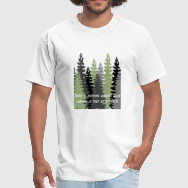 Happy Little Trees T-Shirts & Gifts Bob Style - Men's T-Shirt