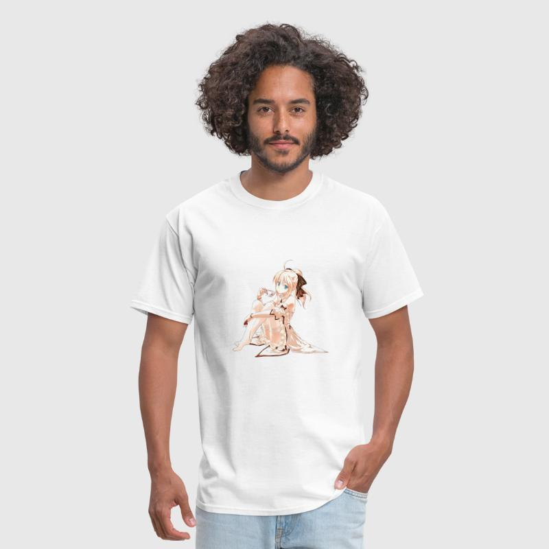 Saber Lily Chan - Men's T-Shirt