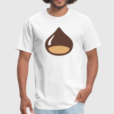 Chestnut  - Men's T-Shirt
