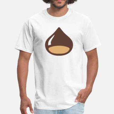 Chestnut Chestnut  - Men's T-Shirt