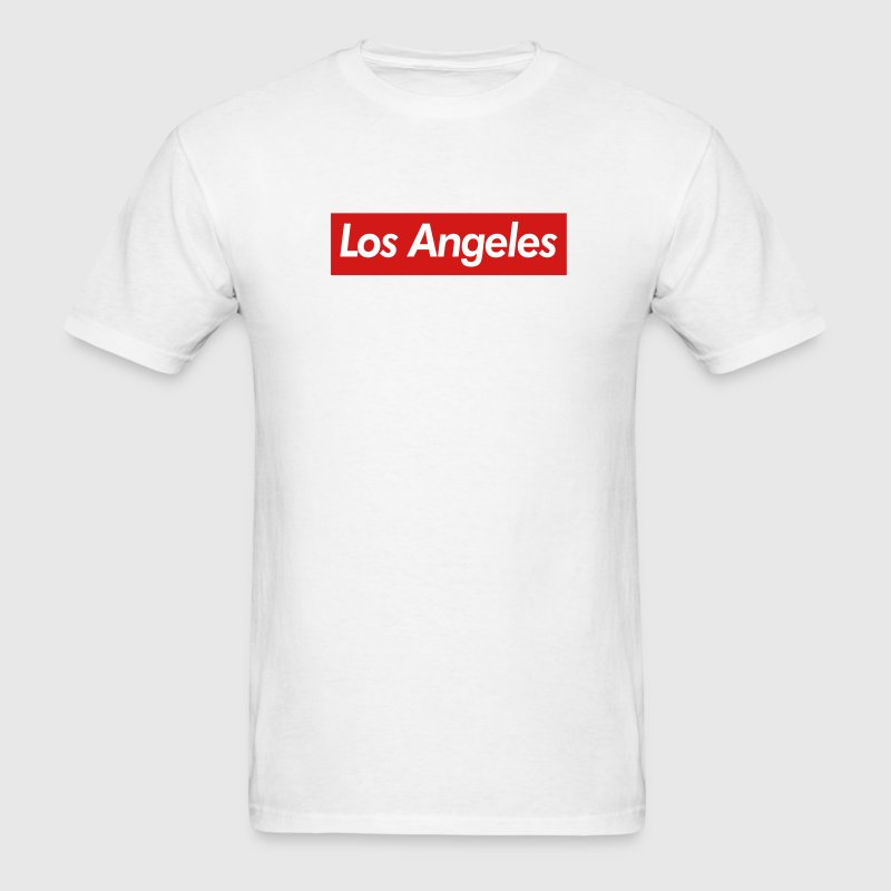 Los Angeles Reigns Supreme - Men's T-Shirt