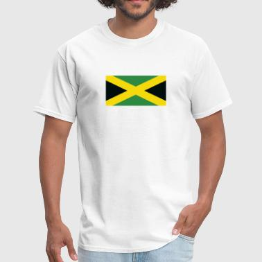 Jamaican Flag Flag of Jamaica Cool Jamaican Flag - Men's T-Shirt