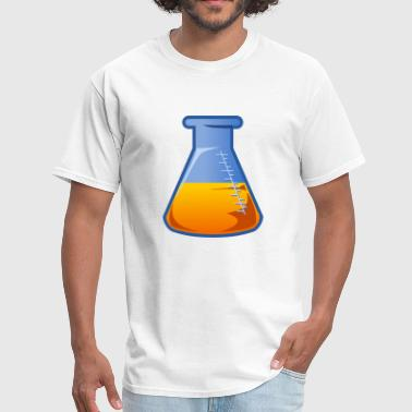 Flasks flask - Men's T-Shirt