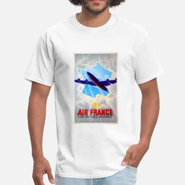 Percival Studios - Air France - Men's T-Shirt