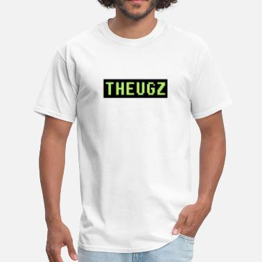 Urban Geekz THEUGZ Box Logo - Men's T-Shirt