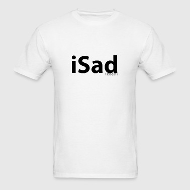 Steve Jobs isad t-shirt - Men's T-Shirt