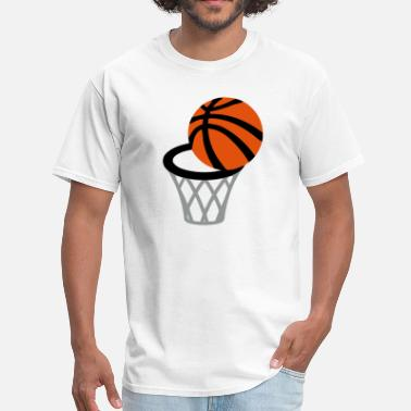 Womens Basketball Basketball  - Men's T-Shirt
