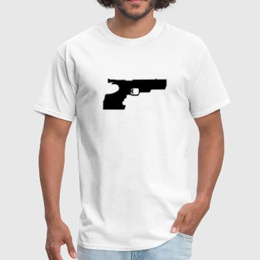 Competitive Sports shooting - Men's T-Shirt