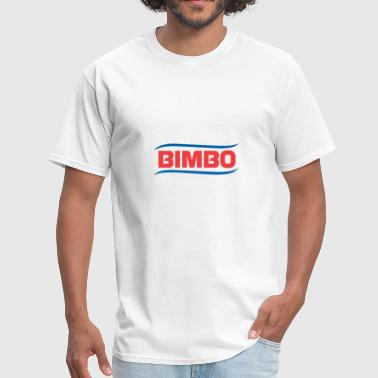 Bimbo logo - Men's T-Shirt