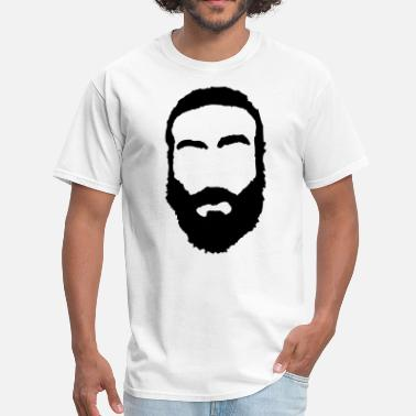 Manly Man Bearded Manly Man - Men's T-Shirt