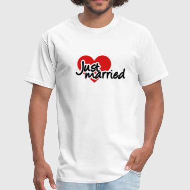Just married - Men's T-Shirt
